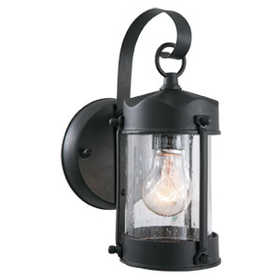 Design House 509513 Downlight Outdoor Madison County Black