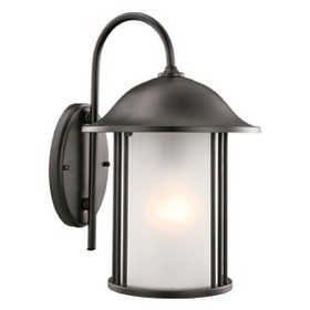 Design House 516799 Downlight Outdoor Hannover Black