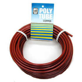 Dial Mfg 4299 Tubing Poly 1/4X50 ft Copper