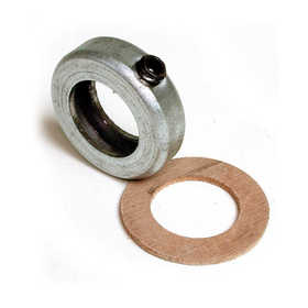 Dial Mfg 6845 Shaft Collar 3/4 w/Leather Gasket