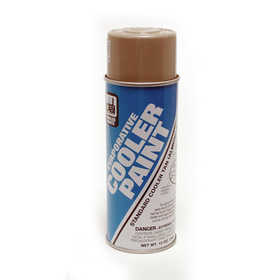 Dial Mfg 5623 Spray Paint Cooler Tan 12 oz
