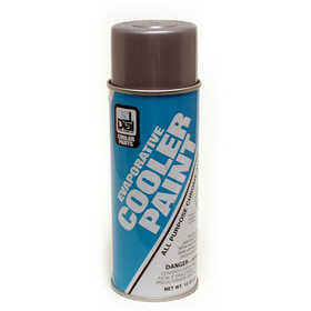 Dial Mfg 5637 Paint Cooler Alum Chrome 13 oz