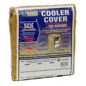 Dial Mfg 8328 Cooler Cover 28x28x34 Side Draft Canvas
