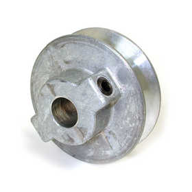 Dial Mfg 6216 Motor Pulley Fixed 1/3hp