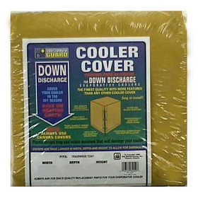 Dial Mfg 8418 Cooler Cover 28x34x30 Down Draft Canvas