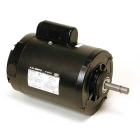 Dial Mfg 2395 Motor 1hp 115v 2-Speed Sgl Inlet