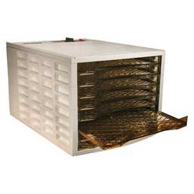 WESTON PRODUCTS, LLC 75-0101-RT Realtree Outfitters 8 Tray Food Dehydrator By Weston