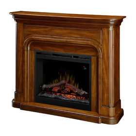 Dimplex DFP26L-1339BW Electric Fireplace Mantel Kit
