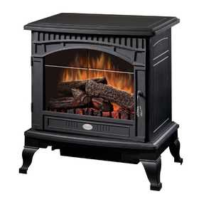Dimplex DS5629 Traditional Electric Stove Black