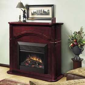 Dimplex DFP6848C Full Size Casual Electric Fireplace