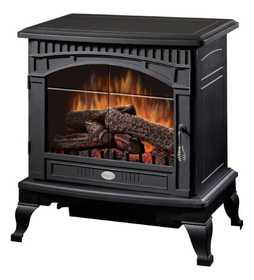 Dimplex DS5629 20 in Traditional Electric Fireplace 1500w