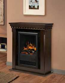 Dimplex CFP3913E Traditional Compact Electric Fireplace In Expresso Finish