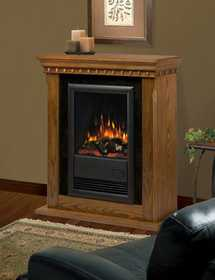 Dimplex CFP3913O Traditional Compact Electric Fireplace