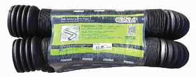 Hancor 335125 4 In X 25 Ft Solid Bend-A-Drain
