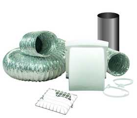 Dundas Jafine TD48PMKZW6 Dryer Vent Kit 4 In Pro Max