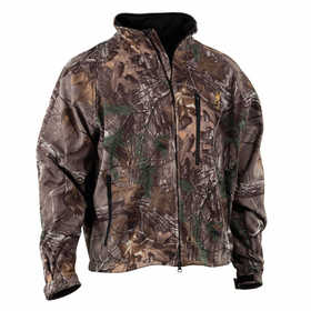 Browning 3041412402 Jacket Wasatch Soft Shell Real Tree M