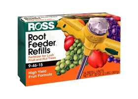 Easy Gardener 14330 Fruit/Nut Root Feeder Refill 54pk
