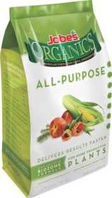 Easy Gardener 09526 Jobe's Organic All Purpose Granules 4 Lbs
