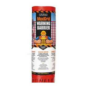 Easy Gardener RC114050 Maxigrid Warning Barrier 4x50