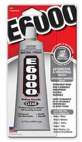 Eclectic Products 230022 E6000 Mv 3.7 oz Adhesive