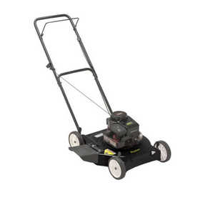 Poulan PO450N2OS 20 in Side-Discharge Push Mower