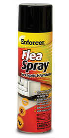 Enforcer FS14 Flea Spray For Carpets & Furniture 14 oz