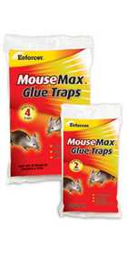 ZEP, INC/ENFORCER PRODS MM2 Mouse Glue Trap 2pk