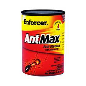 Enforcer EAMBS4 Antmax Bait Stations 4pk