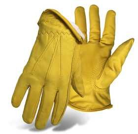 Boss Mfg Co 6133J Thermal Insulated Leather Glove Jumbo
