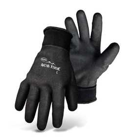 Boss Mfg Co 7841L Arctik Xtreme™ Glove Nitrile Black Large