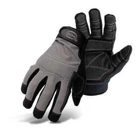 Boss Mfg Co 5204L Breathable Mesh Back Utility Glove Large