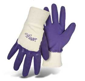 Boss Mfg Co 8403VXS Women's Dirt Digger Glove Violet XSmall