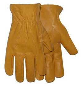 Boss Mfg Co 6036J Gloves Cowhide Unlined Premium Xl