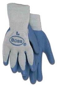 Boss Mfg Co 8422S Gloves Double Dppd Heavyweight Latex