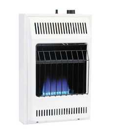 FMI Products GWP10 10,000 Btu Blue Flame Lp Heater