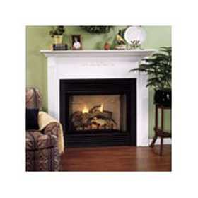 FMI Products CGCDV36NR 36 in Zero Clearance Gas Fireplace