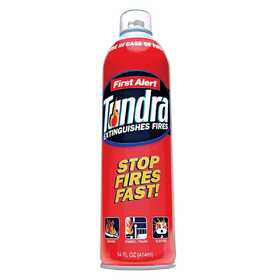 First Alert AF400 Tundra Fire Extinguishing Spray
