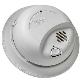 First Alert SA9120BCN-6 Hardwire Smoke Alarm With Battery Backup
