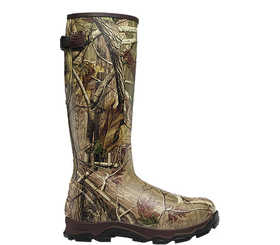 LaCrosse Footwear 202004-M 4xBurly 18 in Realtree Ap 1200g Hunting Boots