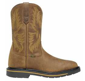 LaCrosse Footwear 467213 Tallgrass Square Toe Boot Dc 11 in Brown