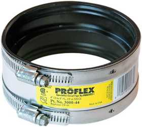 Fernco 3000-44 Coupling Proflex Sheilded 4 in