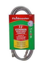 Fluidmaster 12IM72 Connector Ice Maker 72 in 1/4 in