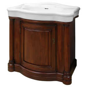 Foremost Groups WIA3021 30x21 Vanity W/China Top Wingate