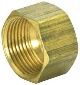 JMF COMPANY 2719006989813 3/8 COMPRESSION NUT