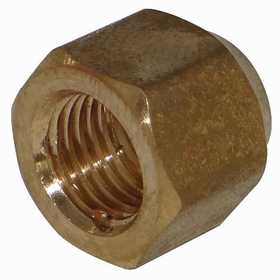 JMF COMPANY 5219206989813 3/8 SHORT FORGED FLARE NUT