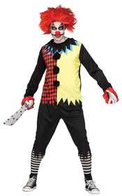 Fun World 135434 Freak Show Clown