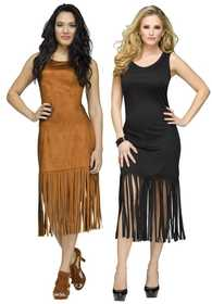 Fun World 124574 Fringe Character Dress