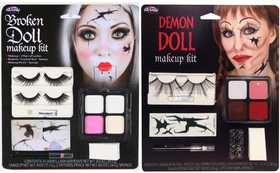 Fun World 5638 Doll Face Makeup Kit Assortment
