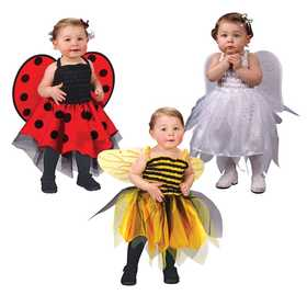 Fun World 9660 Infant Wing Costume Assortment