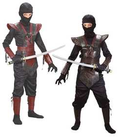 Fun World 5920 Leather Ninja Fighter